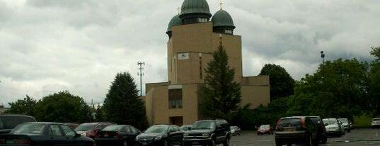 St. Josaphats Ukrainian Catholic Church is one of Sacred Sites in Upstate NY.