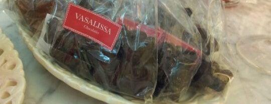 Vasalissa Chocolatier is one of Las mejores bombonerías premium de Buenos Aires.