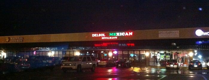 Del Sol is one of Best Hattiesburg Dining.