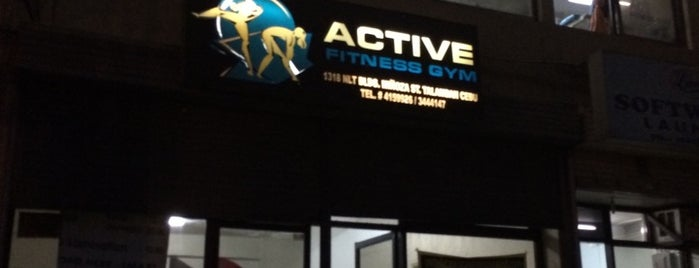 Active Fitness Gym is one of Places to GO.