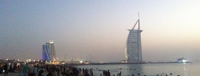 JBR open beach - barbeque & mtng. place is one of Best places in Dubai, United Arab Emirates.