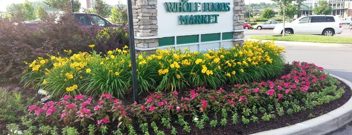 Whole Foods Market is one of Nash Life.