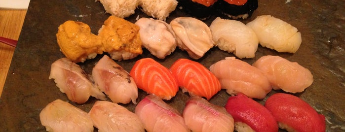 Sushi Yasuda is one of Asian Food in NYC.