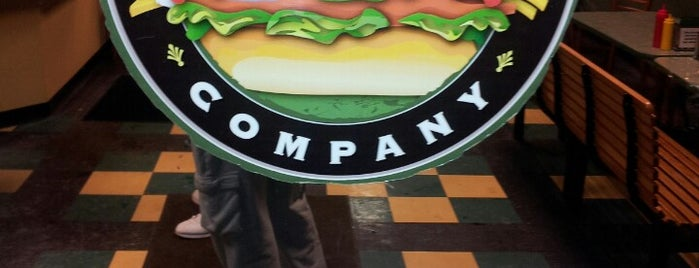 The Burgery Company is one of Penn List.