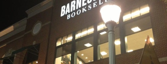 Barnes & Noble is one of Godiva Hot Chocolate!.