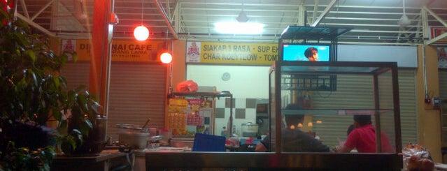 Hitam Manis Tomyam & Western Seafood is one of Jln2 cari mkn.