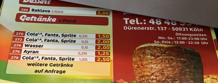 Dürener Döner is one of Türkisch Fast Food.