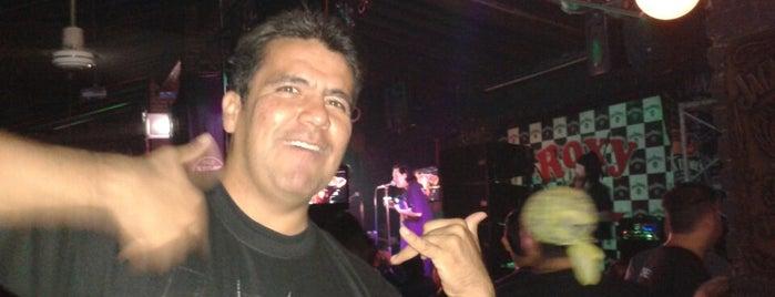 Club Roxy is one of Antros Vallarta.