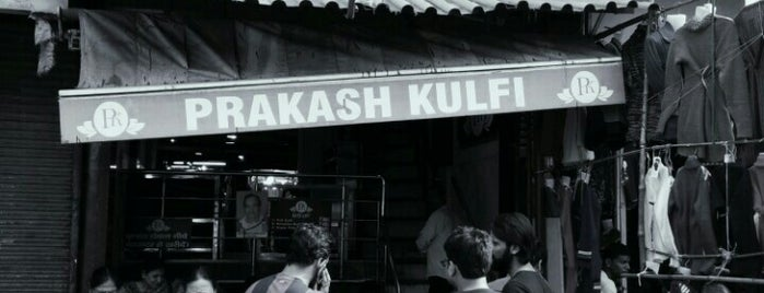 Prakash Kulfi is one of Guide to Lucknow's best spots.