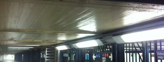 "MTA Subway - Chambers St (A/C/E) is one of ""Be Robin Hood #121212 Concert"" @ New York!."