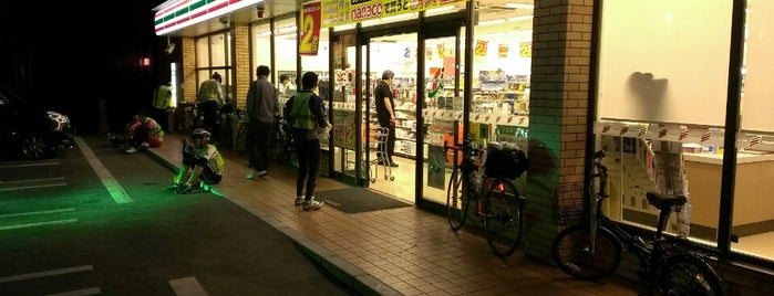 セブンイレブン 大牟田不知火町店 is one of セブンイレブン 福岡.