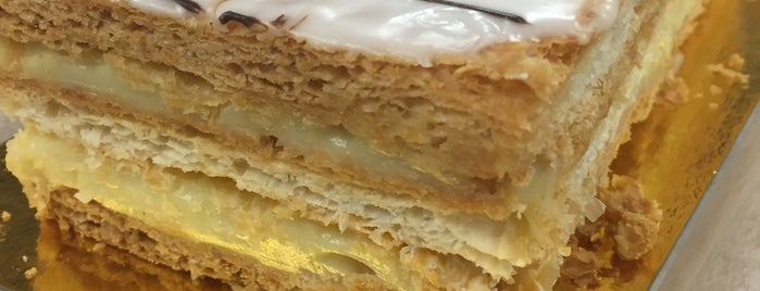 Malverne Pastry Shop is one of New York to dos.