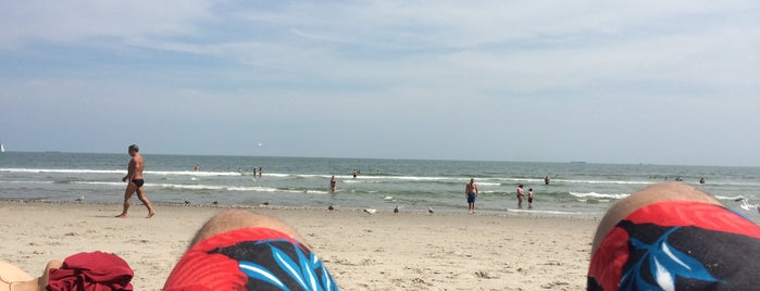 Rockaway Beach  - 120th Street is one of Great Outdoor and Swimmies.