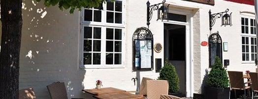 Hotel Ringkøbing is one of All-time favorites in Denmark.