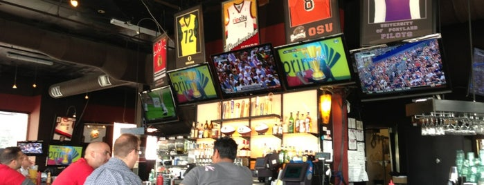On Deck Sports Bar & Grill is one of PDX Faves and To Do.