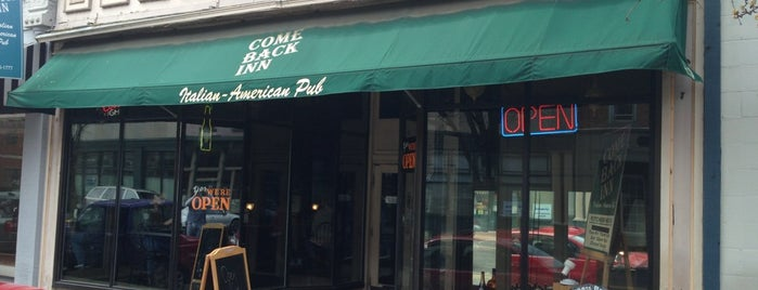 Come Back Inn is one of Top 10 favorites places in Louisville, KY.