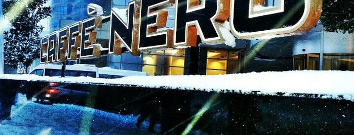 Caffé Nero is one of Favorite Food.