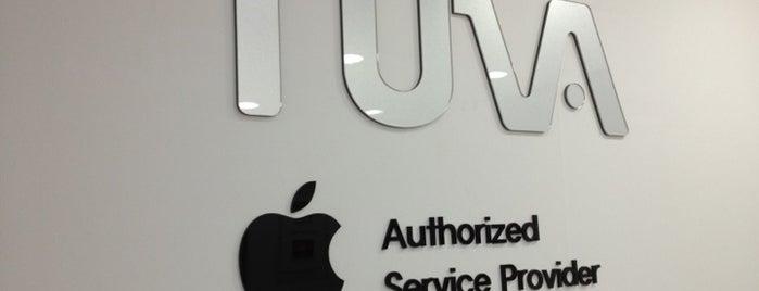 애플공인서비스센터 TUVA 대구점 is one of これだけは俺のもの。.