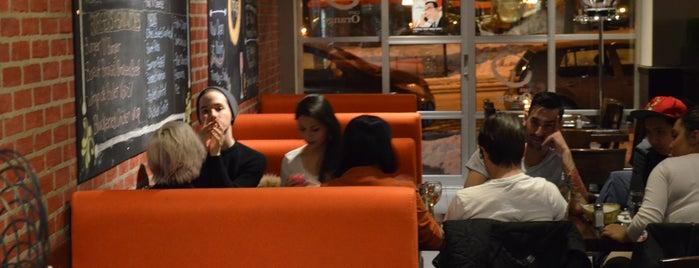 Orange Café is one of Brunch with Friends.