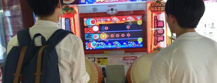 クラブ セガ 東梅田 is one of 関西のゲームセンター.