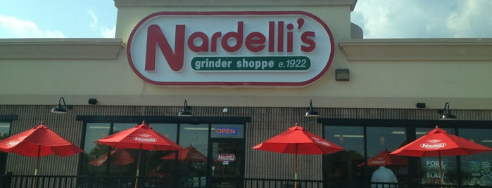 Nardelli's Grinder Shoppe is one of Best of Connecticut Statewide Travels.