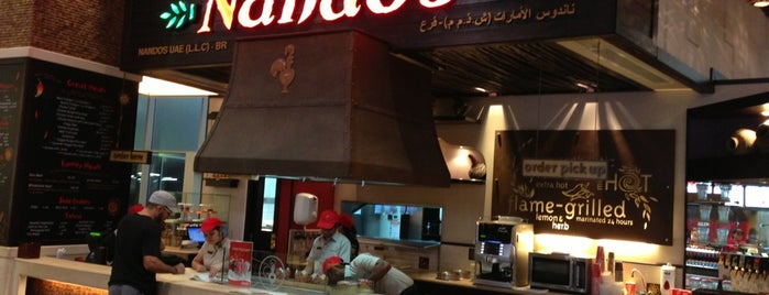 Nando's ناندوز is one of Nando's Asia | Middle East.