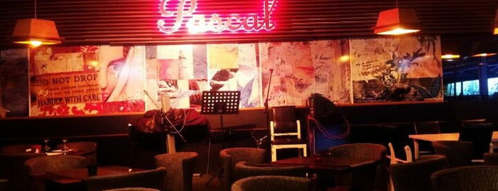 Pascal Cafe & Bistro is one of BURSASPOR 4sq.