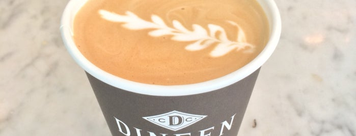 Dineen Coffee is one of The 'B' List - Very Good in Toronto.
