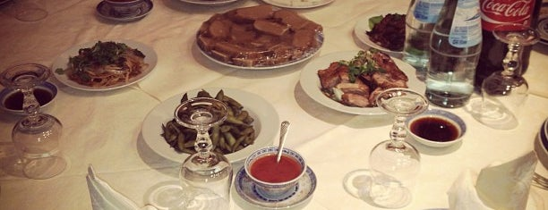 Ristorante Cinese Shanghai is one of 20 favorite restaurants.
