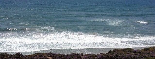 Ocean Beach is one of Work.
