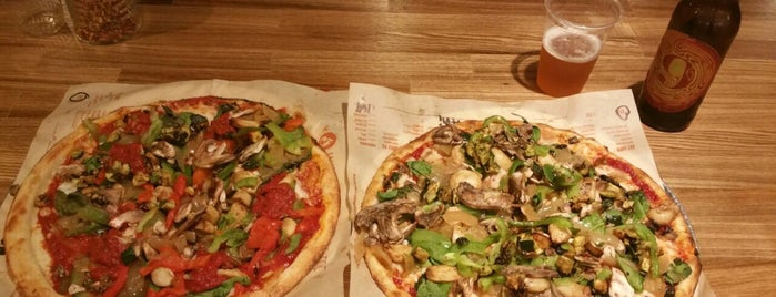 Blaze Pizza is one of Chicago.