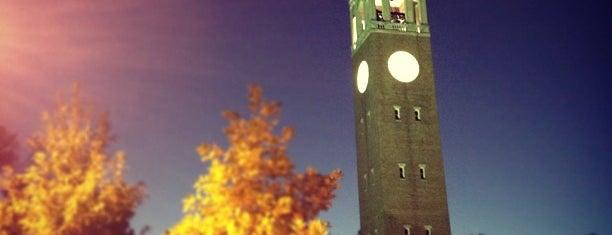 University of North Carolina at Chapel Hill is one of North Carolina.