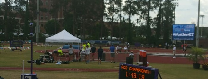 Mike Long Track is one of FSU.