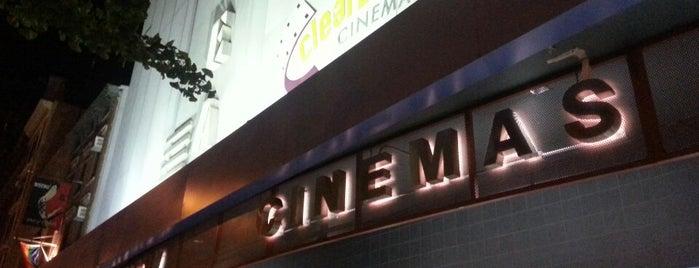 Bow Tie Chelsea Cinemas is one of Winter Break To Do!.