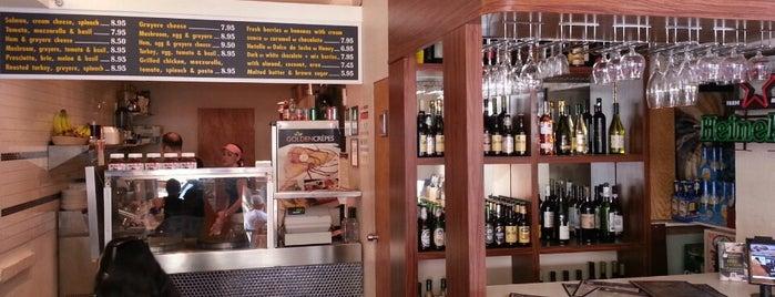 Golden Crepes is one of Restaurants.