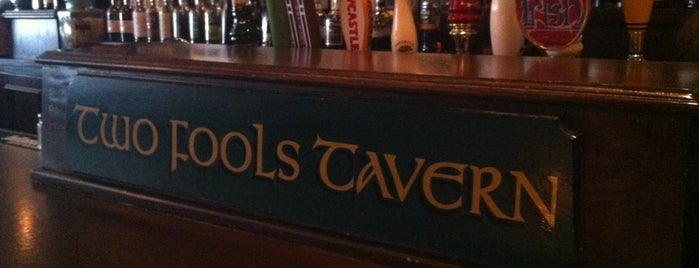 Two Fools Tavern is one of As seen on TV.