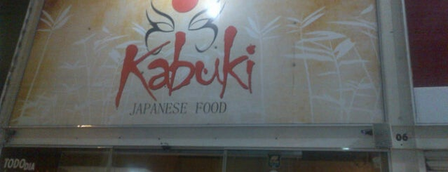 Kabuki Japanese Food is one of The 20 best value restaurants in Vitória, Brasil.