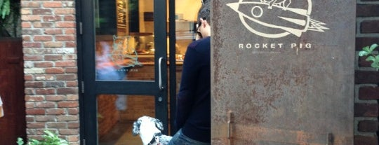 """Rocket Pig is one of New York Magazine """"Where To Eat 2013""""."""