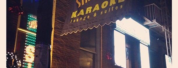 Sing Sing Karaoke is one of Don't Stop Believin (NY).