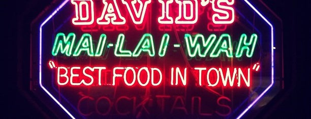 David's Mai Lai Wah Chinese is one of Top picks for Asian Restaurants.