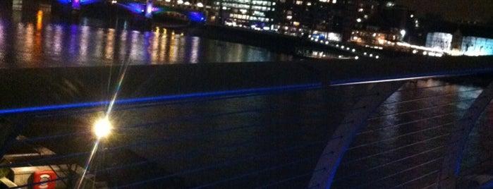 Millennium Bridge  is one of Harry Potter & The Mayor Of Diagon Alley.