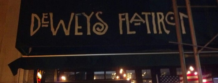 Dewey's Flatiron is one of Must-visit Nightlife Spots in New York.