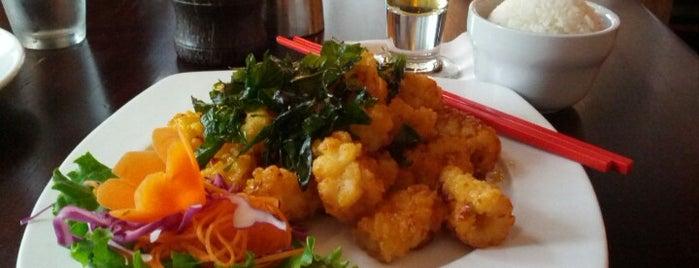 Bangkok 54 Restaurant & Bar is one of 2011 Cheap Eats In VA.