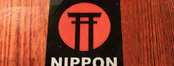 Nippon is one of Bento Badge - Places in Natal.