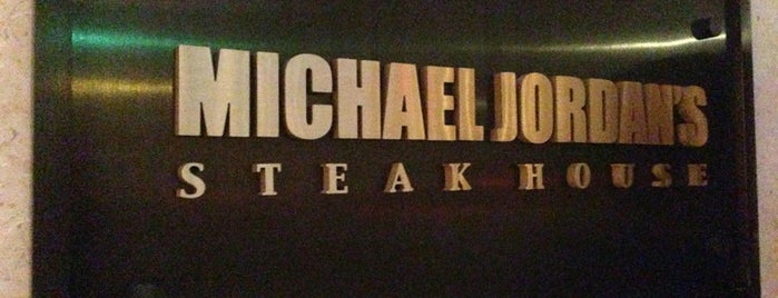 Michael Jordan's Steak House Chicago is one of 100 Best things we ate (and drank) in 2011.