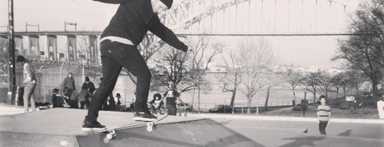 Astoria Park Skate Park is one of NYC's Skate Parks.