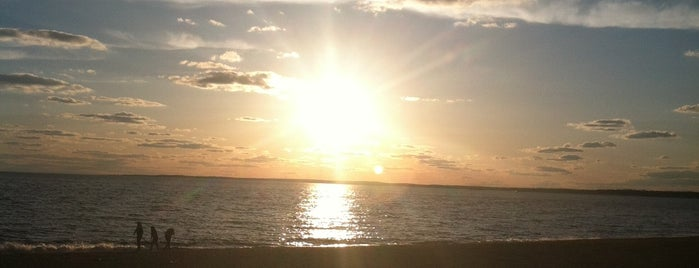 Hammonasset Beach - Meigs Point is one of Best of Connecticut Statewide Travels.