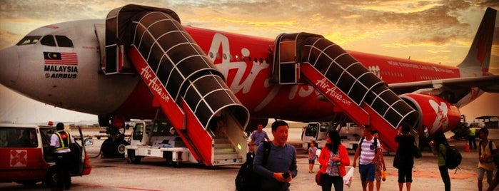 Low Cost Carrier Terminal (LCCT) is one of mylist.