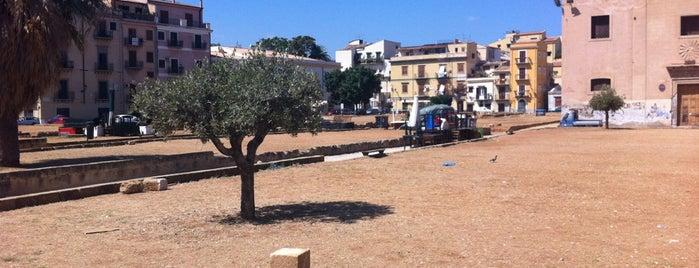 Piazza Magione is one of Frequentati abitualmente.