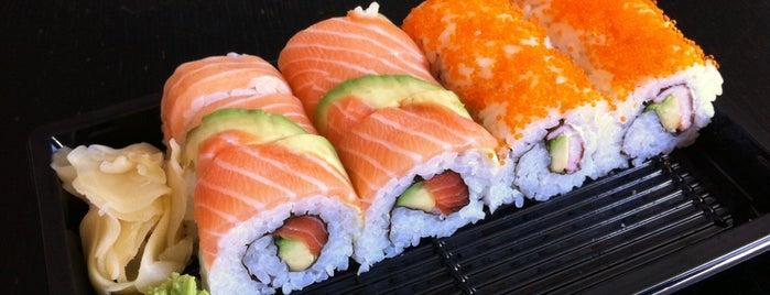 Negishi Sushi Bar is one of Must-visit Sushi Restaurants in Basel.
